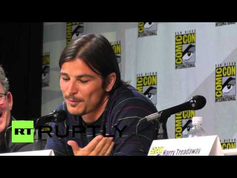 USA: Josh Hartnett talks pansexual 'Penny Dreadful'