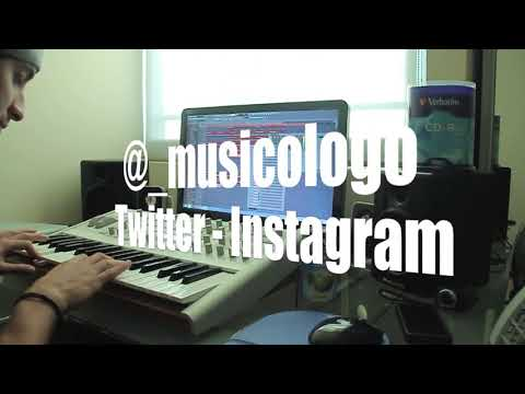 MUSICOLOGO - TUTORIAL DE REGGAETON 2014