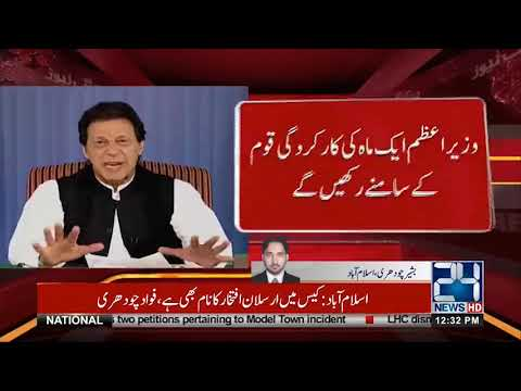 PM Imran Khan Likely To Address Nation Today | 24 News HD