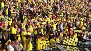 BvB vs RB Leipzig 26.08.2018 You'll Never Walk Alone 1 Spieltag
