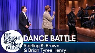 Download Lagu Dance Battle with Sterling K. Brown and Brian Tyree Henry Gratis STAFABAND