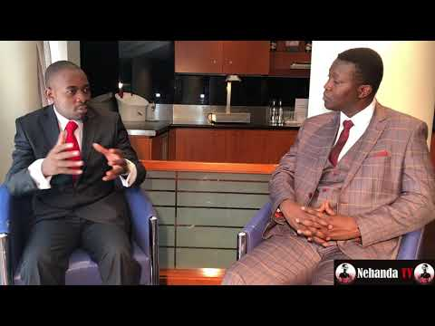 Nelson Chamisa interview on Nehanda TV thumbnail
