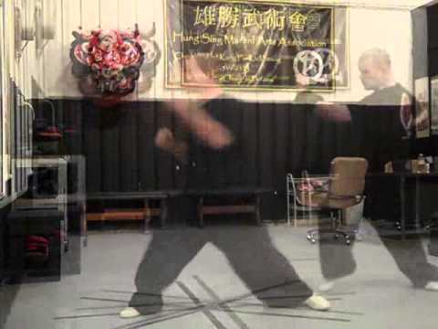 Choy Lay Fut Kung Fu Training for Striking Image 1