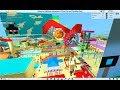ROBLOX Theme Park Tycoon 2: Updated Incredicoaster Pixar Pier Disney Californnia Adventure POV 2018