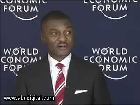 Frank Nweke - DG, Nigerian Economic Commission Group