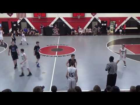 CVCS vs TCCS JV Boys TACS Championship Game 2-18-17
