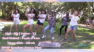 [LOKD] CLC - NO   Twice - TT   Red Velvet - Peek-a-boo   Stray Kids - Miroh   KPOP Random Dance Play