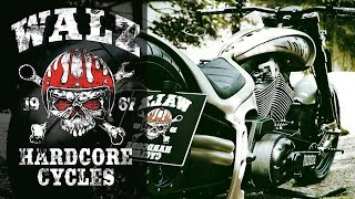 """LIO - Black Edition"" by Walz Hardcore Cycles 
