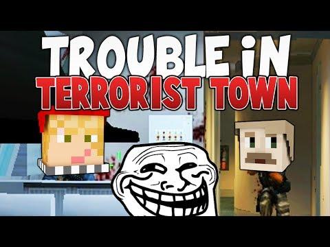 STEGI & BERGMANN TROLLEN MICH!? | Trouble in Terrorist Town - Garry's Mod