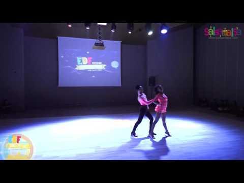 Emin & Ilgım Dance Performance - EDF 2016