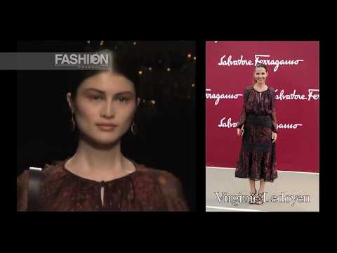 """SALVATORE FERRAGAMO RESORT 2013 AT PARIS LOUVRE"" HD by FashionChannel"