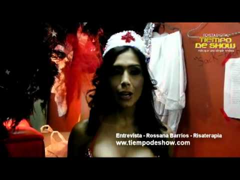 Entrevista: Rossana Barrios - Risaterapia para Tiempo de Show
