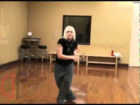 Intermediate Hip Hop Dance Class at DF Studio in Salt Lake City Utah