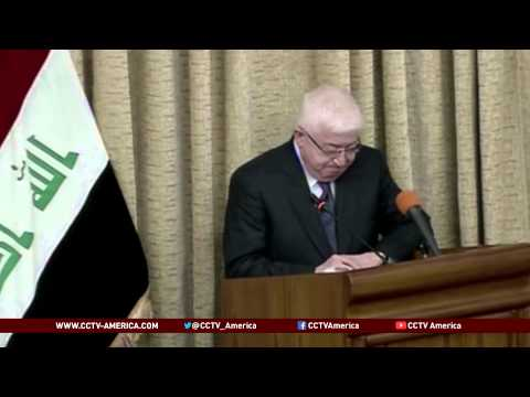 Iraq elects new president as bomb explosion kills dozens