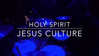 Holy Spirit - Live Drum Cam 2017 (HD)
