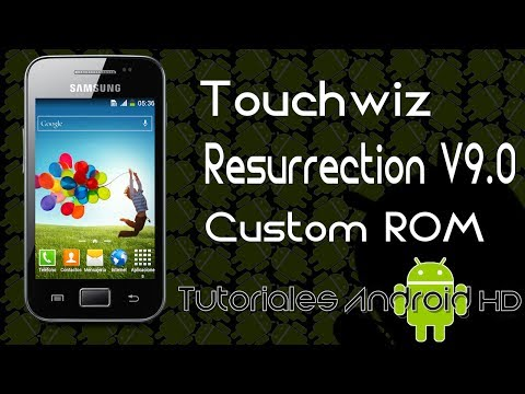 Tutorial Resurrection V9.0 ROM 100% ESTABLE Estilo Galaxy S4 100% [Galaxy Ace s5830i/m/c/39i]