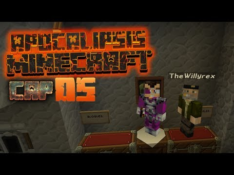 LA MUERTE DE PETER | #APOCALIPSISMINECRAFT | EPISODIO 5 | WILLYREX Y VEGETTA