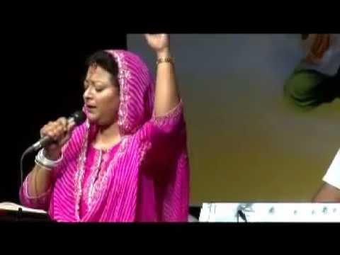 Sumita Saksena sings 'Likhne Waale Ne Likh Daale'.mpg thumbnail