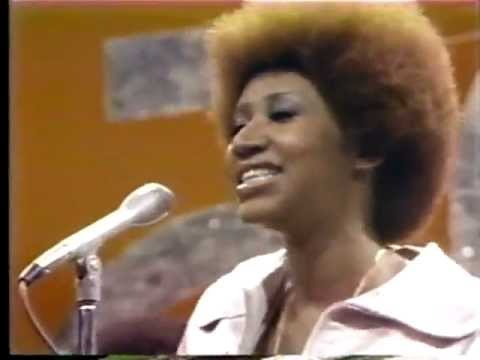 Aretha Franklin -  Rock steady soul train