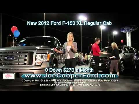joe cooper ford of tulsa youtube. Cars Review. Best American Auto & Cars Review