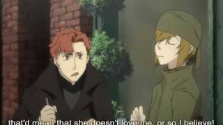 The Best Baccano Scene Ever =O