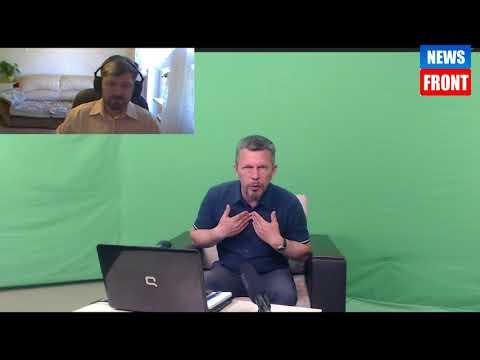 Владимир Горбовский интервью для NewsFront