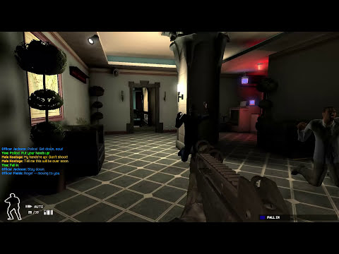 SWAT 4 Hard & Lethal - 08 (The law is now diamonds)