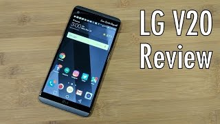 LG V20 Review: How not to launch a great smartphone...