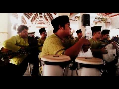 Zapin lagu Melayu - Wedding Music 2 [live Band] video