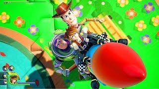 KINGDOM HEARTS 3: 11 Minutes Gameplay Walkthrough (Toy Story, 2018) PS4 / Xbox One