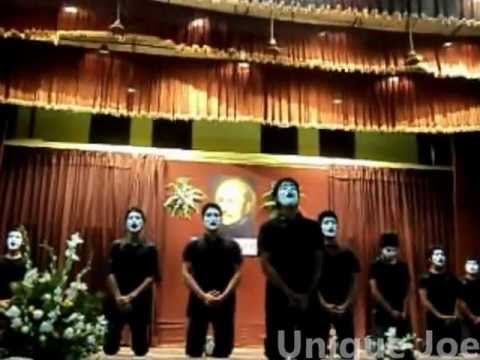 MIME PERFORMACE   Life of St Ignatius of Loyola