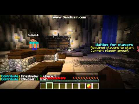Minecraft (Cracked): Hunger Games Review!