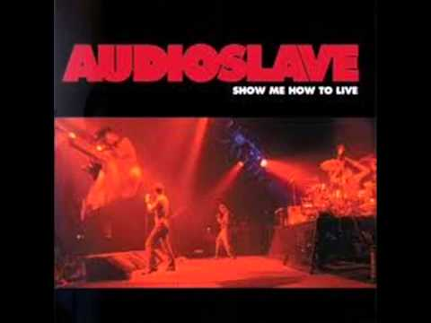 Audioslave - las 3 mejores canciones  (a mi gusto) =)