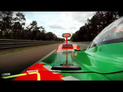 Onboard lap with Johnny Herbert on Le Mans Circuit for the 20th anniversary of mazda 787b's victory at 24h of Le Mans. driver: Johnny Herbert circuit: Le Man...
