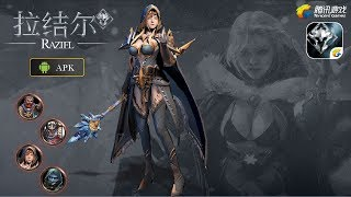 Raziel (拉结尔) Gameplay Android (by Tencent)