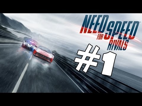 Need for Speed: Rivals Walkthrough Part 1 Gameplay Let's Play Playthrough [1080p HD] PS4