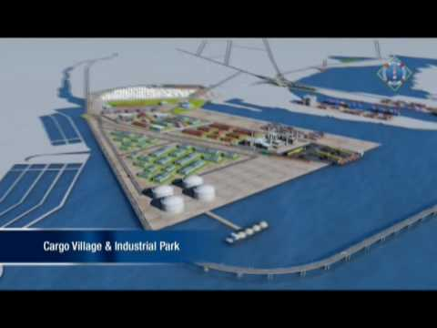 Karachi Port Trust, Pakistan Deep Water Container Port.mpg
