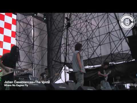 Julian Casablancas+The Voidz - Where No Eagles Fly - Hellow Festival