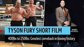 Tyson Fury short film: One year on from the greatest comeback in boxing history