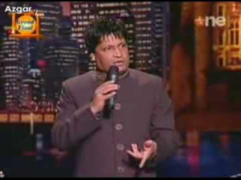 UMER SHARIF   The Great Indian Laughter Challenge   FINALS