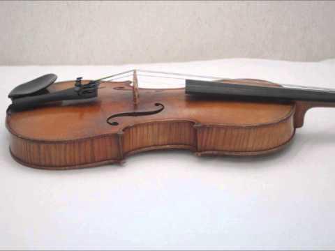 3/4 mirecourt violin EBAY