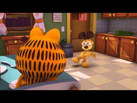 Body swap the garfield show cartoon network youtube - Garfield et cie youtube ...