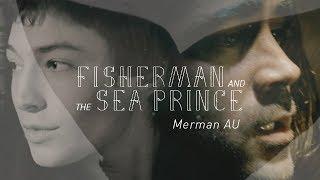 Credence Barebone Percival Graves Fisherman And The Sea Prince