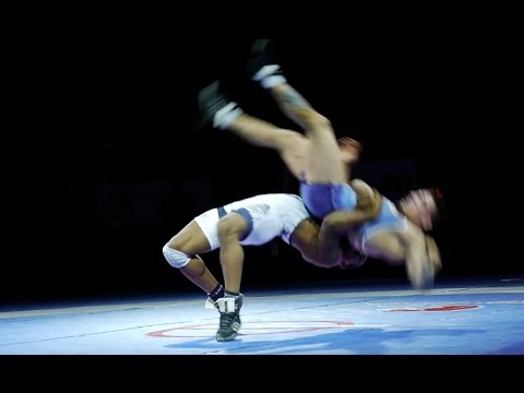 Bubba Jenkins VS Frank Molinaro  Grapple at The Garden 2013 Highlight Reel