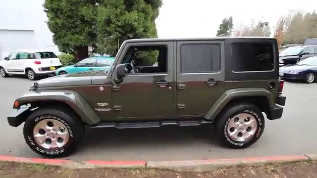 2015 jeep wrangler rubicon vs sahara autos post. Black Bedroom Furniture Sets. Home Design Ideas