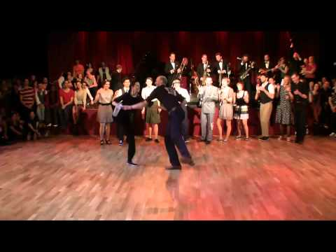 The Snowball 2011 - Lindy Hop Strictly - Spotlights