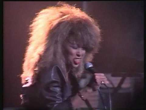 Tina Turner - Back Where You Started