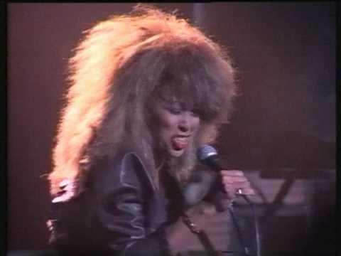 Tina Turner - Back Where You Started