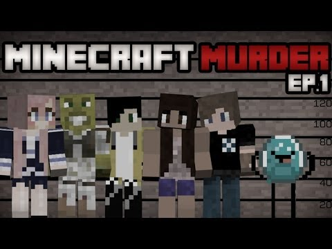 THE USUAL SUSPECTS | MINECRAFT MURDER #1 | Minecraft Mini-game...