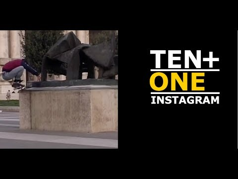 TEN+1 Instagram - The Best Skateboard Clips Of Week 26